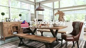 Ashley Furniture Homestore Memorial Day Sales Event TV Spot, 'No Interest' - Thumbnail 9