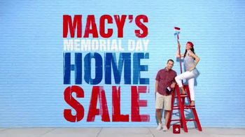 Macy's Memorial Day Home Sale TV Spot, 'Stock Up' - Thumbnail 1