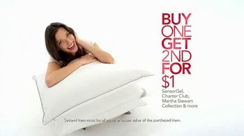 Macy's Memorial Day Home Sale TV Spot, 'Stock Up' - Thumbnail 2