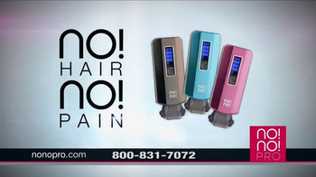 No! No! Pro TV Spot, 'Solve Unwanted Hair Problems' Feat. Kassie DePaiva - Thumbnail 3