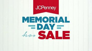 JCPenney Memorial Day Home Sale TV Spot, 'Bedding, Towels and Luggage' - 224 commercial airings