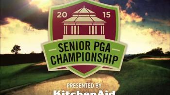 2015 Senior PGA Championship TV Spot, 'Walk With History'