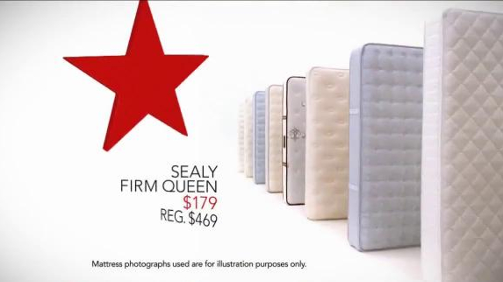 macyu0027s memorial day mattress sale tv commercial u0027big brand namesu0027 ispottv