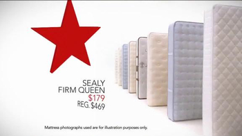 Macy's Memorial Day Mattress Sale TV Spot, 'Big Brand Names' - Thumbnail 4
