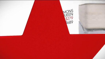 Macy's Memorial Day Mattress Sale TV Spot, 'Big Brand Names' - Thumbnail 5