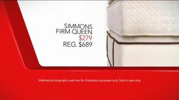 Macy's Memorial Day Mattress Sale TV Spot, 'Big Brand Names' - Thumbnail 6
