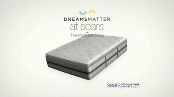 Sears Memorial Day Mattress Sale TV Spot, 'Sleep Matters' - Thumbnail 8