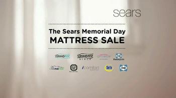 Sears Memorial Day Mattress Sale TV Spot, 'Sleep Matters' - Thumbnail 3