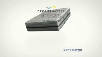 Sears Memorial Day Mattress Sale TV Spot, 'Sleep Matters' - Thumbnail 7
