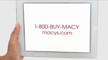 Macy's Memorial Day Sale TV Spot, 'Monday Specials' - Thumbnail 9