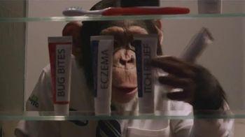 Blue-Emu Anti-Itch Cream TV Spot, 'Chimp' - 44 commercial airings