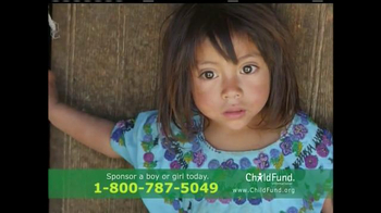 Child Fund TV Spot, 'Mary'