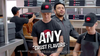 Pizza Hut Any Deal TV Spot, 'Go for It' - Thumbnail 3
