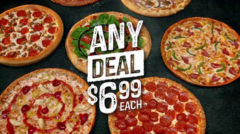Pizza Hut Any Deal TV Spot, 'Go for It' - Thumbnail 7