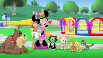 Minnie's Pet Salon DVD TV Spot