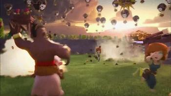 Clash of Clans TV Spot, 'Balloon Parade' - Thumbnail 6