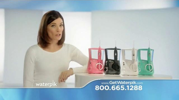Waterpik TV Spot, 'Flossing Montage'