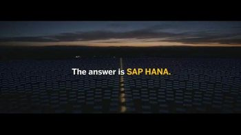 SAP HANA TV Spot, 'The Answer is Simple'