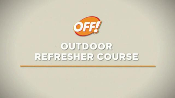 Off! TV Spot, 'Outdoor Refresher Course Lesson 2: Gatherings' - Thumbnail 1