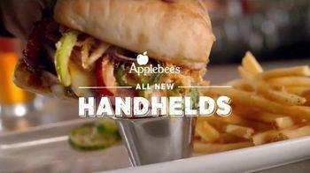 Applebee's Handhelds TV Spot, 'New Handhelds Menu' Song by White Stripes