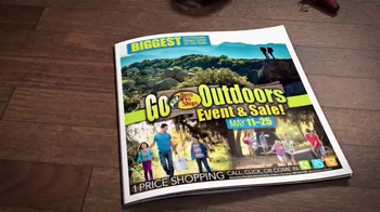 Bass Pro Shops Go Outdoors Event & Sale TV Spot, 'Hiking and Paddle Sports' - Thumbnail 4