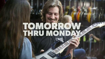 Guitar Center Memorial Day Sale TV Spot, 'Guitars, Drums, Keyboards' - Thumbnail 10