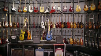 Guitar Center Memorial Day Sale TV Spot, 'Guitars, Drums, Keyboards' - Thumbnail 3