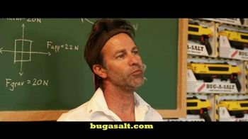 Bug-A-Salt TV Spot, 'Homeland Security'