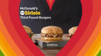 McDonald's Sirloin Third Pounder TV Spot, 'Peachy' Featuring Max Greenfield - Thumbnail 9