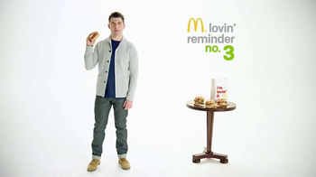 McDonald's Sirloin Third Pounder TV Spot, 'Peachy' Featuring Max Greenfield - Thumbnail 2