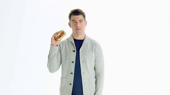 McDonald's Sirloin Third Pounder TV Spot, 'Peachy' Featuring Max Greenfield - Thumbnail 4