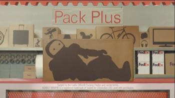 FedEx Pack Plus TV Spot, 'Shipping a Robot' - Thumbnail 10