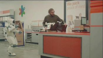 FedEx Pack Plus TV Spot, 'Shipping a Robot' - Thumbnail 6
