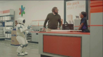 FedEx Pack Plus TV Spot, 'Shipping a Robot' - Thumbnail 7