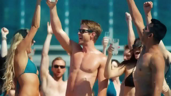 Bacardi Limon TV Spot, 'Turn Up the Summer' - Thumbnail 8