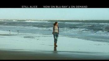 Still Alice Blu-ray TV Spot - 103 commercial airings