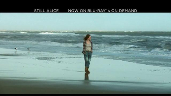 Still Alice Blu-ray TV Spot - 103 commercial airings