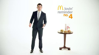 McDonald's Sirloin Third Pounders TV Spot, 'Impression' Ft. Max Greenfield - Thumbnail 2