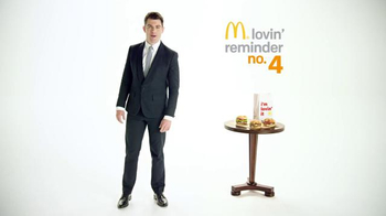 McDonald's Sirloin Third Pounders TV Spot, 'Impression' Ft. Max Greenfield - 67 commercial airings