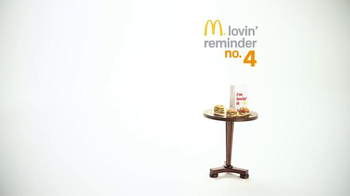 McDonald's Sirloin Third Pounders TV Spot, 'Impression' Ft. Max Greenfield - Thumbnail 4