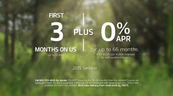 Kia Summer's On Us Sales Event TV Spot, 'Sedona Savings' - Thumbnail 2