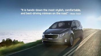 Kia Summer's On Us Sales Event TV Spot, 'Sedona Savings' - Thumbnail 5