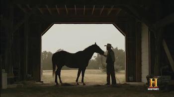 Ram Trucks TV Spot, 'History Channel: Texas Rising'
