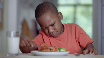 Tyson Fun Nuggets TV Spot, 'Kids at the Dinner Table' - Thumbnail 4
