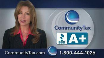 Community Tax TV Spot, 'Resolve Your Tax Problem'
