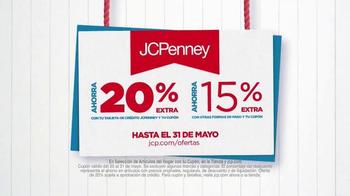 JCPenney Venta del Hogar de Memorial Day TV Spot, 'Colchón Nuevo' [Spanish] - Thumbnail 3