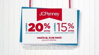 JCPenney Venta del Hogar de Memorial Day TV Spot, 'Colchón Nuevo' [Spanish] - Thumbnail 4