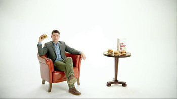 McDonald's Sirloin Third Pound Burger TV Spot, 'Tomato' Ft. Max Greenfield - Thumbnail 1