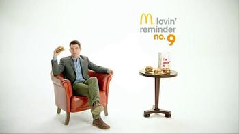 McDonald's Sirloin Third Pound Burger TV Spot, 'Tomato' Ft. Max Greenfield - Thumbnail 3