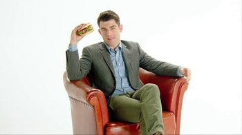 McDonald's Sirloin Third Pound Burger TV Spot, 'Tomato' Ft. Max Greenfield - Thumbnail 6